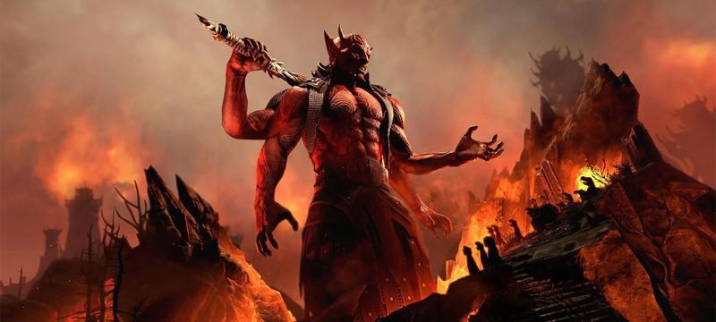 """Анонсировано дополнение """"Черный лес"""" и годовое приключение для The Elder Scrolls Online — """"Врата Обливиона"""""""