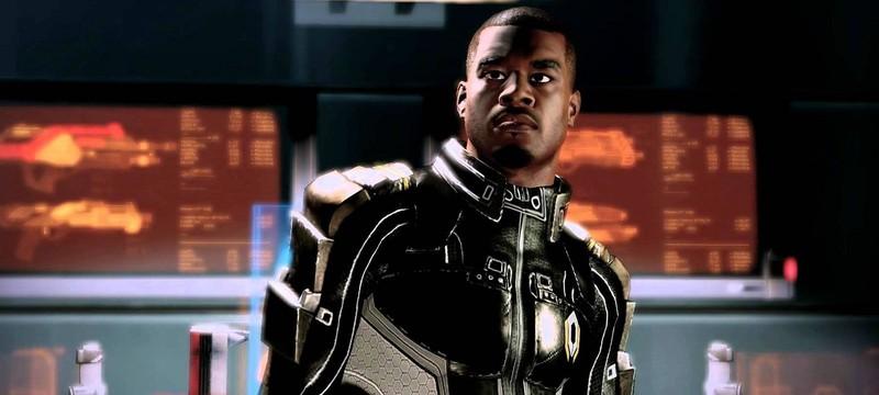 Из Mass Effect 2 вырезали гомосексуальный роман с Джейкобом