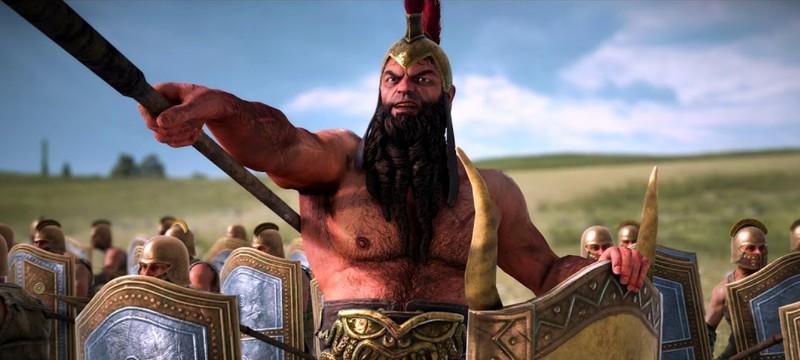 Для Total War Saga: Troy вышло дополнение с Аяксом и Диомедом