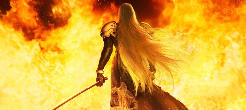Обновленный ремейк Final Fantasy VII для PlayStation 5 могут представить 13 февраля