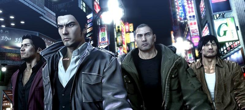 Релизный трейлер Yakuza: Remastered Collection для PC и Xbox