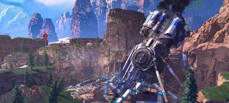 """Новый рейтинговый сезон Apex Legends: """"Край мира"""" отдыхает, возвращаются следы полета за """"Алмаз"""" и многое другое"""