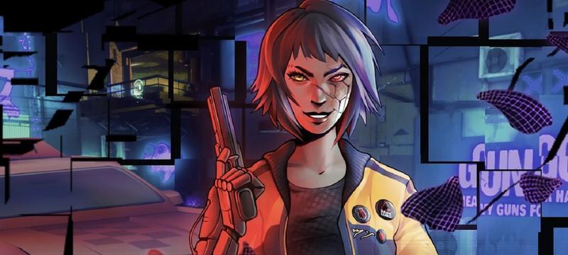 GTA 2 в киберпанк стиле — первый трейлер Glitchpunk
