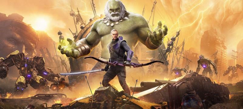 На следующем шоу по Marvel's Avengers представят Соколиного глаза и Халка-суперзлодея