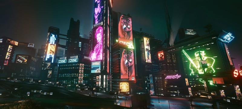 10 модов для Cities Skylines, чтобы построить собственный город в стиле Cyberpunk 2077