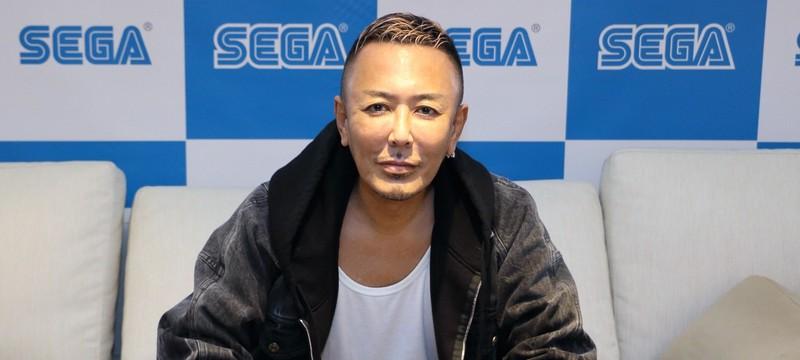 Создатель Yakuza покинет должность главного креативного директора SEGA
