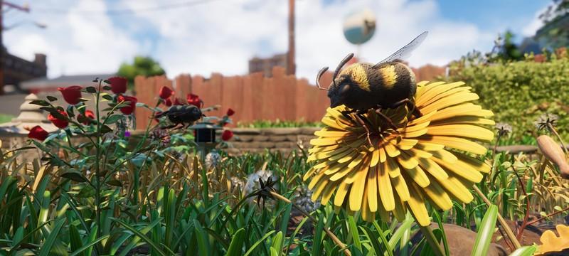 Grounded получила апдейт с летающими насекомыми и новыми предметами для крафта
