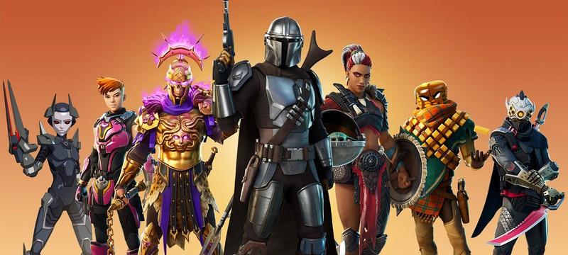 Epic Games названа самым узнаваемым игровым брендом в мире