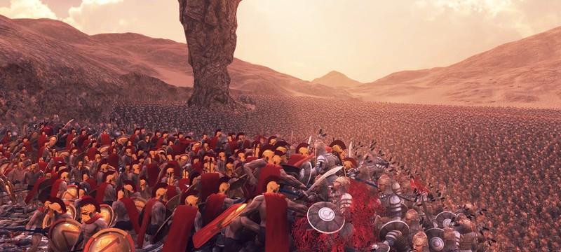 Анонсирована Ultimate Epic Battle Simulator 2 — миллионы воинов на одном экране