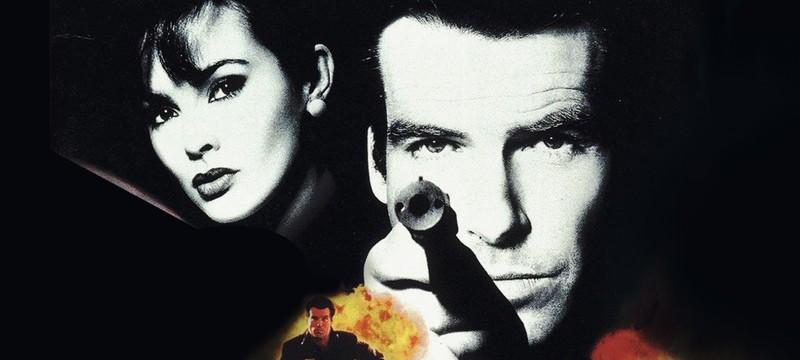 Полное прохождение отмененного переиздания GoldenEye 007 для Xbox