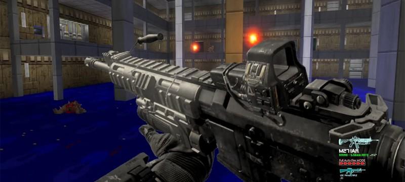 Мод Call of DOOM: Black Warfare доступен для скачивания