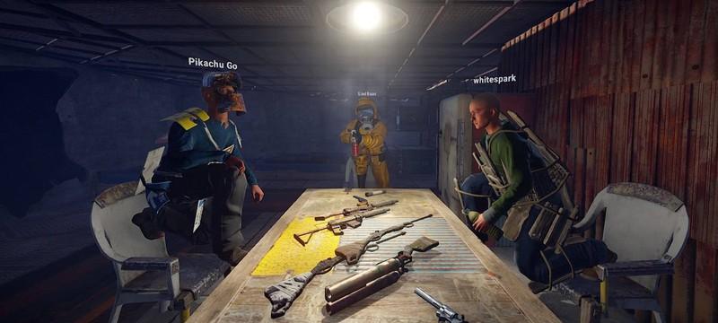 В феврале Rust получит дронов-курьеров