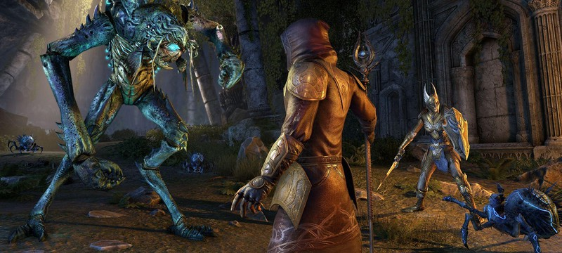 Подробности ролевой игры The Wayward Realms от разработчиков TES