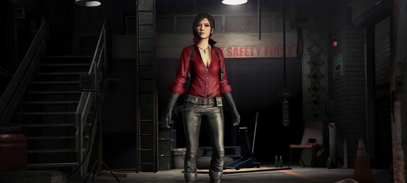Геймлей Resident Evil 4 HD Project за Аду Вонг