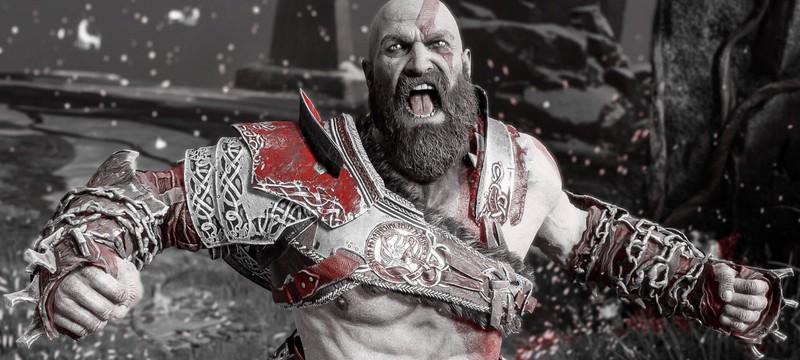 Сегодня God of War получит поддержку 4K и 60 FPS на PlayStation 5