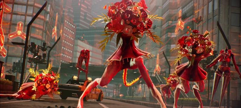 Новый дневник разработки Scarlet Nexus посвятили монстрам
