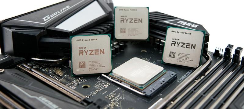 Слух: Часть чипов AMD для GPU и CPU будет производить Samsung