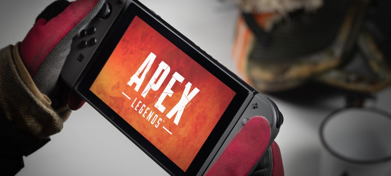 Apex Legends выйдет на Switch 9 марта