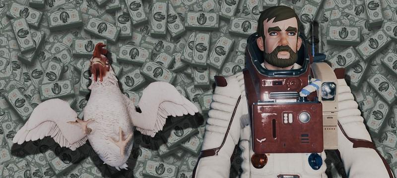 Релизный тизер юмористического приключения в космосе Breathedge