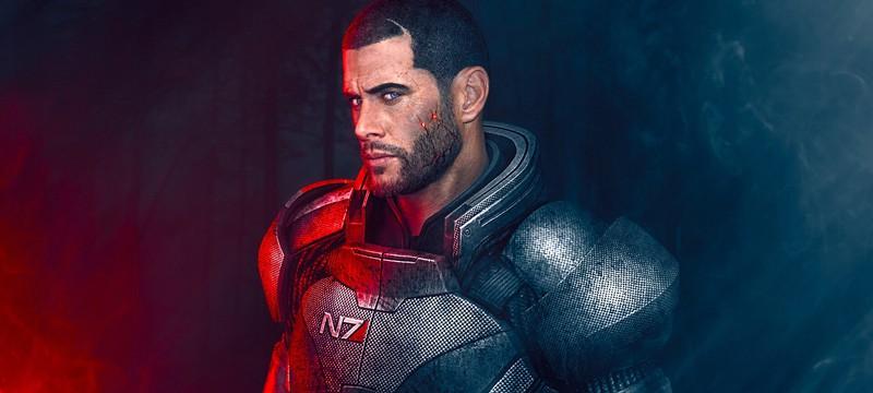 Как изменилась модель Шепарда в ремастере Mass Effect в сравнении с оригиналом
