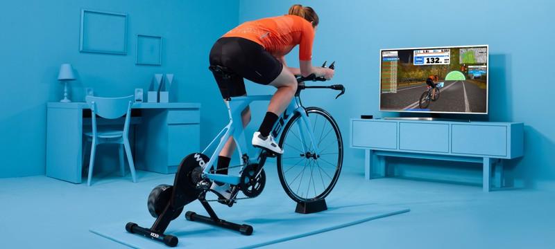 Велосипедисты начали читерить на виртуальных соревнованиях