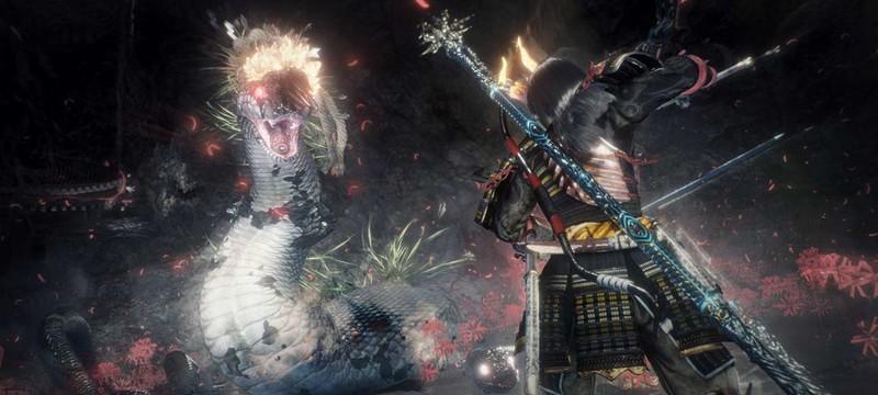 На PC и PS5 состоялся релиз Nioh 2