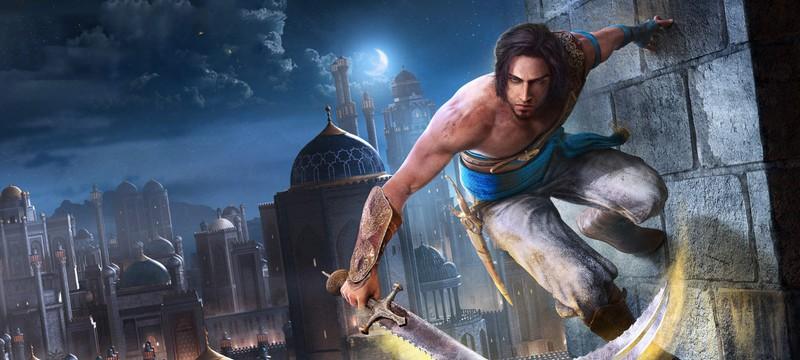 Ремейк Prince of Persia: Sands of Time снова перенесли