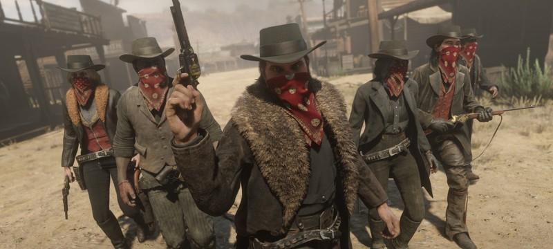 Фанатская карта Red Dead Online теперь содержит все задания в открытом мире