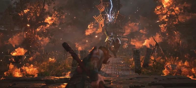 Новый геймплейный трейлер китайской ААА-игры Black Myth: Wukong