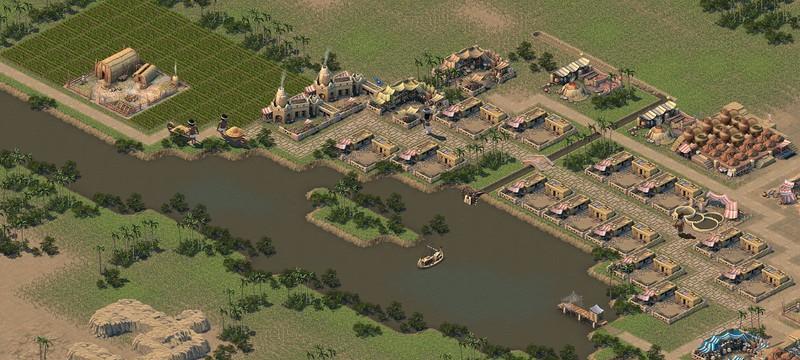 Геймплей градостроительной стратегии Nebuchadnezzar — наследницы Ceasar 3 про шумеров