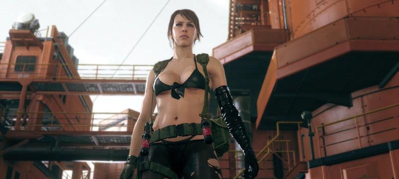 Metal Gear Solid V неожиданно получила апдейт на 3.5 гигабайта