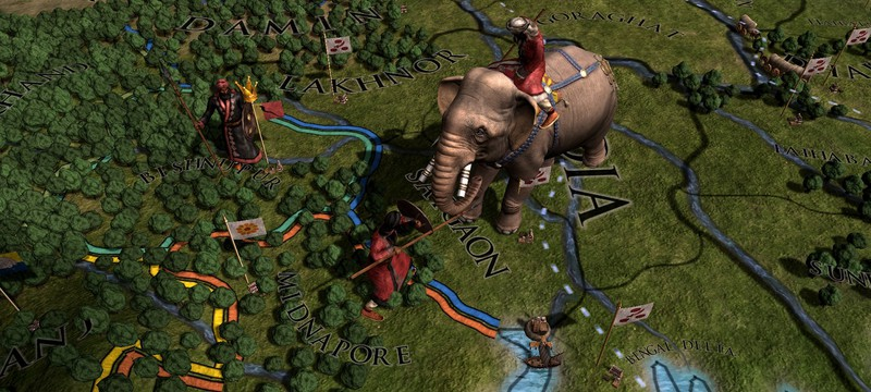 Анонсировано дополнение Leviathan для Europa Universalis IV