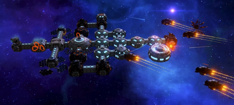 Анонсирован симулятор космической станции Base One