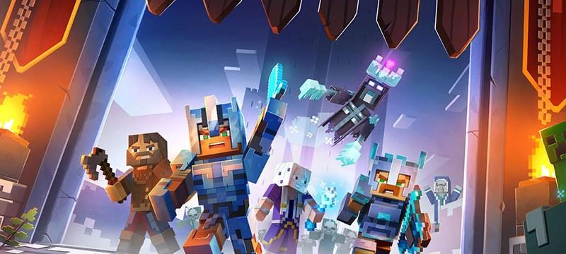 Minecraft Dungeons достигла 10 миллионов игроков