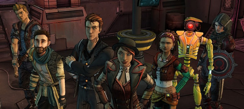 Tales from the Borderlands вернется в продажу 17 февраля