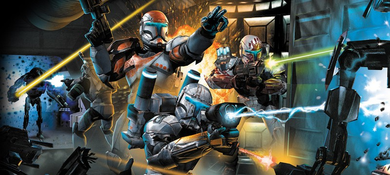 Star Wars: Republic Commando засветилась на серверах Nintendo