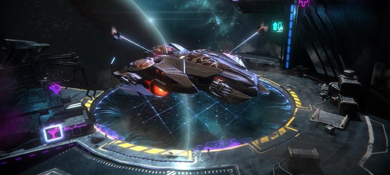 Управление космическими кораблями и огромная галактика в трейлере симулятора Trigon: Space Story
