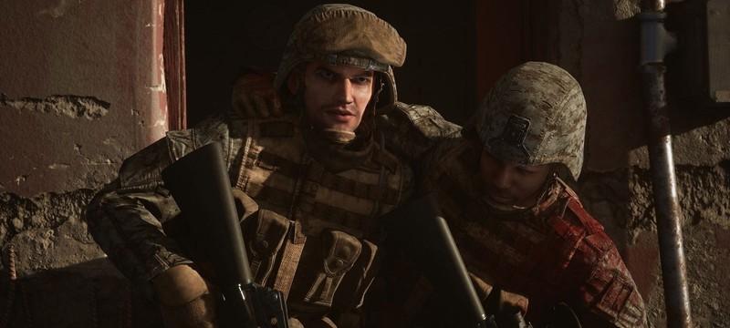 Отмененный в 2009 милитари-шутер Six Days in Fallujah выйдет в этом году