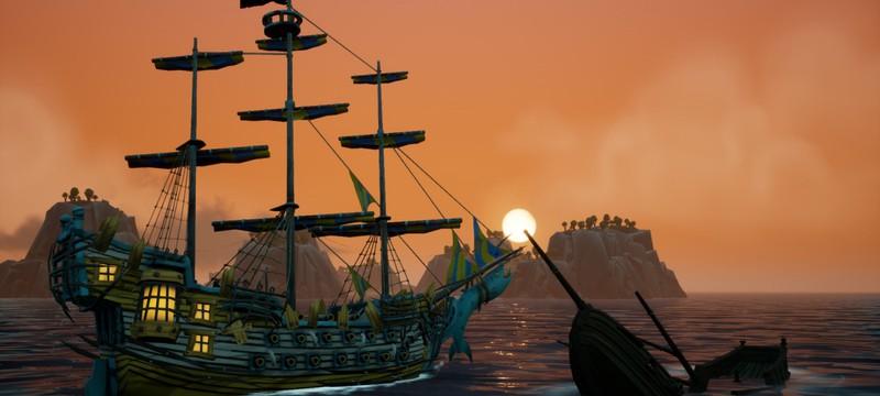 Пиратский экшен King of Seas перенесен на май