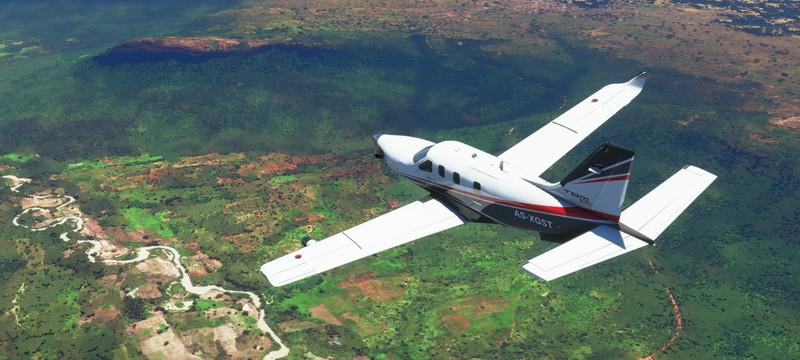 Британское обновление для Microsoft Flight Simulator перенесли в третий раз