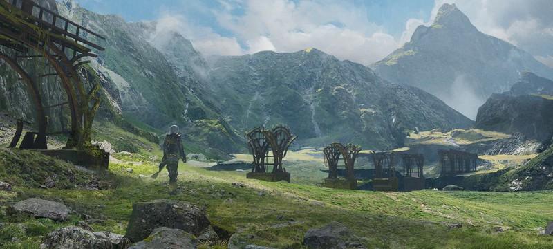 Новый геймплей переиздания NieR Replicant с Пустынным храмом