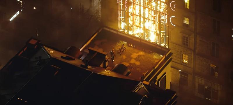 Новый кинематографический трейлер Hyper Scape посвящен истории Аса