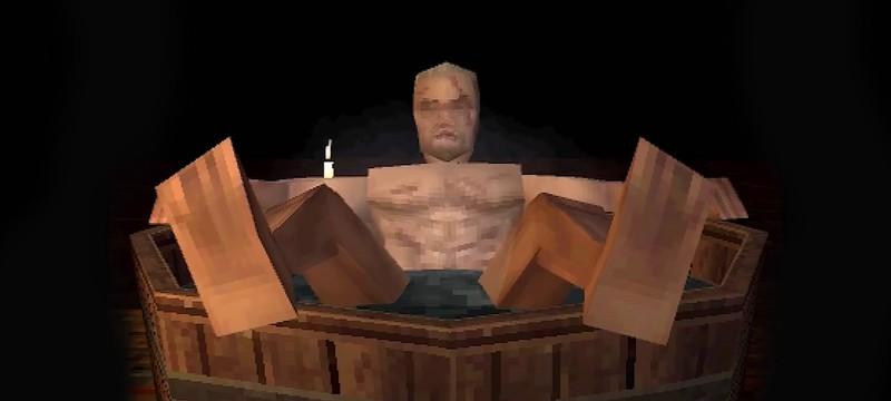 Энтузиаст показал демейк The Witcher 3 для PS1