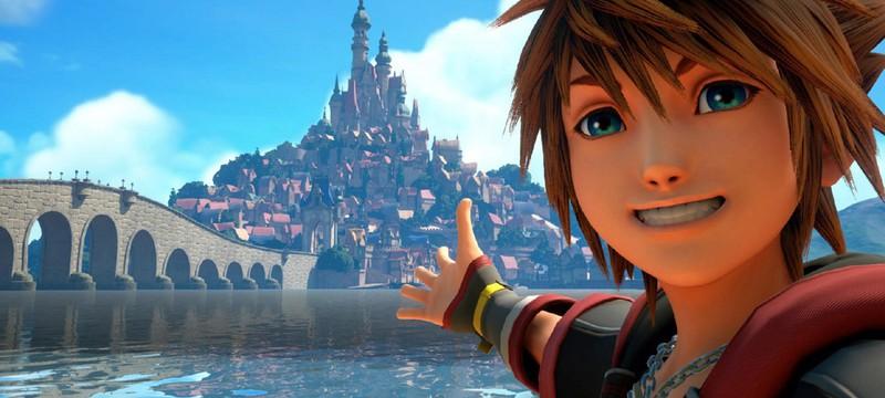 """Эксклюзивность Kingdom Hearts в EGS — результат """"долгосрочного партнерства"""" с Epic Games"""