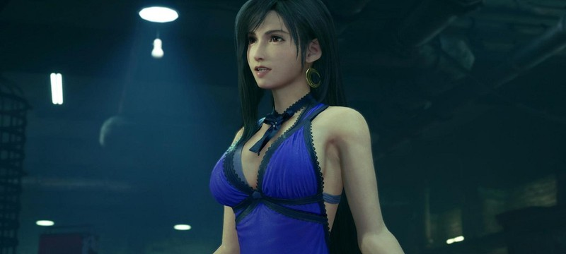 Моддер добавил Тифу и Мидгар из Final Fantasy 7 в Tekken 7