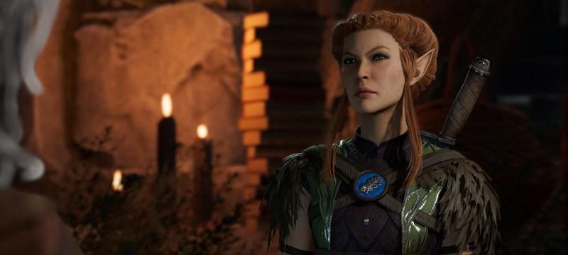 """Новые скриншоты Baldur's Gate 3 и трейлер класса """"друид"""""""