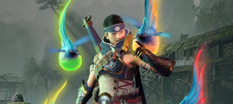 Новые монстры, боссы и локации в большом трейлере Monster Hunter Rise