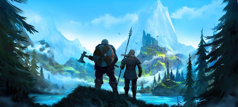 Разработчики Valheim вдохновлялись Skyrim и The Legend of Zelda