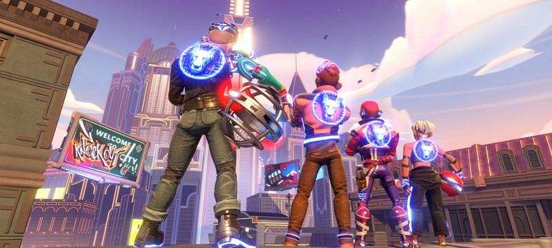 EA анонсировала сетевые вышибалы Knockout City
