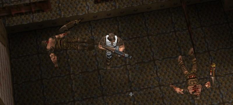 Моддер сделал из Quake топ-даун шутер